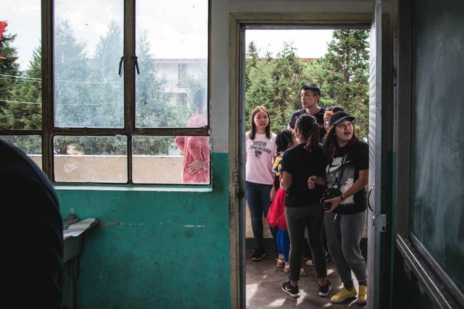 Yunnan Day 6/7: War of theWalls